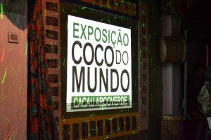 Exposição Coco do Mundo -Cacau Arcoverde cópia