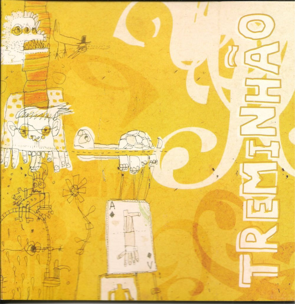 Treminhao Sertao 1CD 001