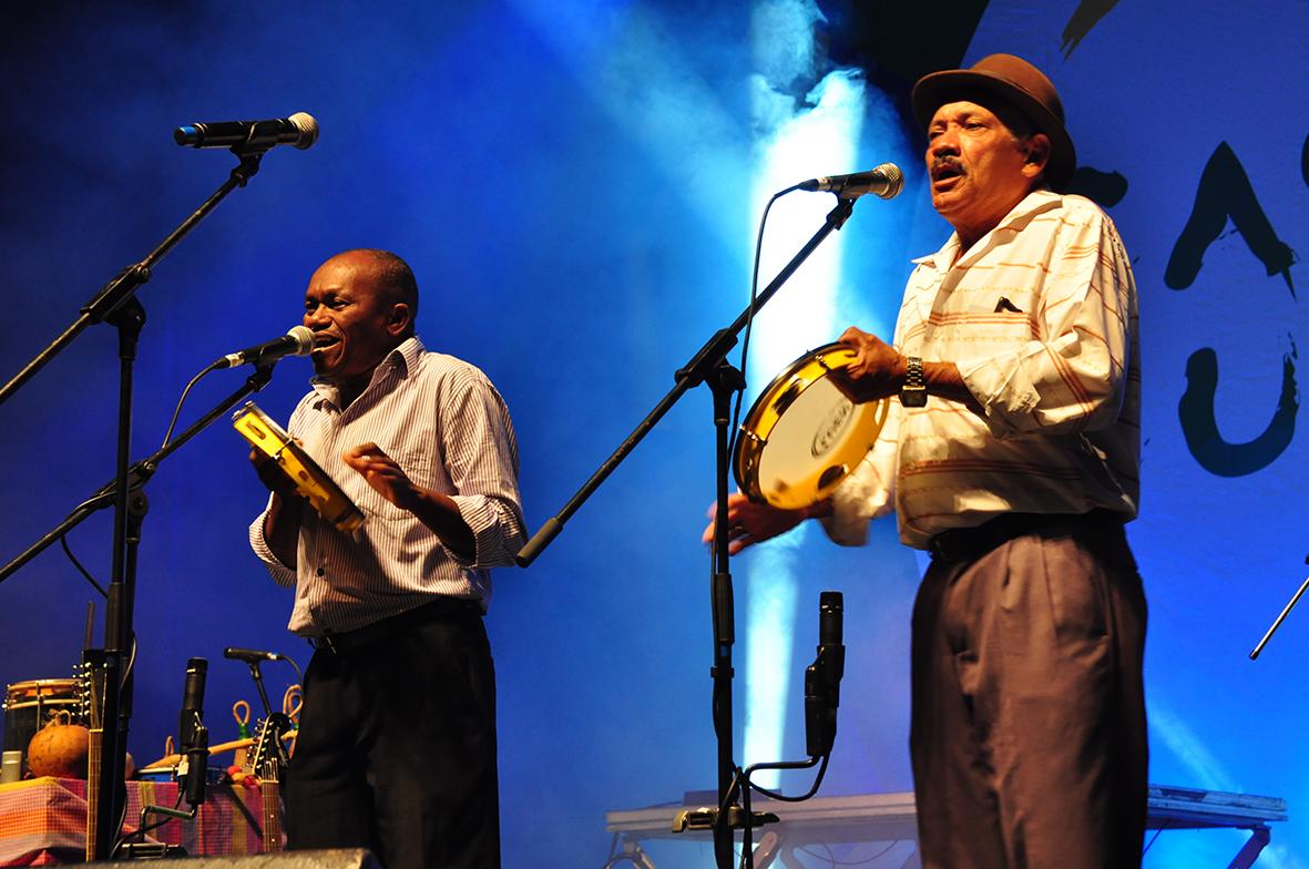 Caetano da Ingazeira e Barra Mansa - Fundação Progresso - RJ / Fotos: Mariza Lima