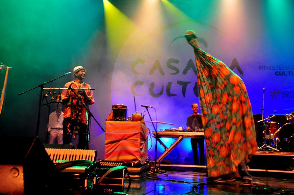 Cocokalungo e Convidados, na Fundação Progresso - RJ / Fotos: Mariza Lima