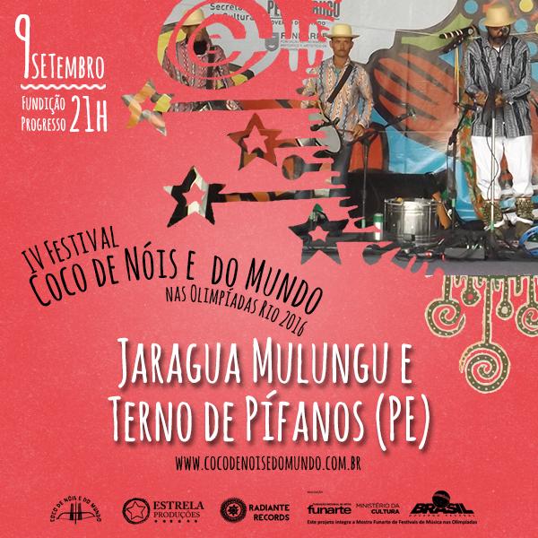 Card Banda de Pífanos Jaraguá Mulungu