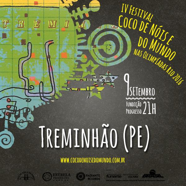 Card TREMINHÃO - FUNDIÇÃO PROGRESSO